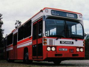 1977 Scania BR112