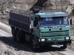 Scania P112H 6x4 Tipper 1981 года