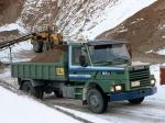 Scania T82M 4x2 Tipper 1982 года