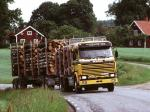 Scania 143H 500 6x2 Timber Truck 1985 года
