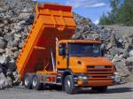 Scania T114G 340 6x4 Tipper 1995 года