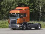 Scania R420 4x2 Tractor Highline Cab 2004 года
