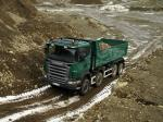 Scania R420 8x8 Tipper 2004 года