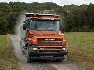 Scania T380 6x4 Tipper 2004 года