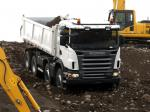 Scania G420 8x6 Tipper 2005 года