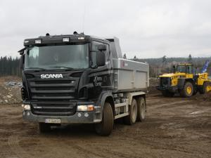 2005 Scania G480 6x4 Tipper