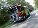 Scania P340 4x2 Crew Cab Fire Engine 2005 года