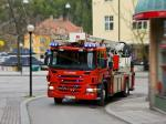 Scania P340 4x2 Fire Engine 2005 года