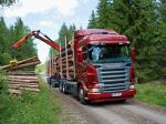 Scania R620 6x4 Highline Timber Truck 2005 года