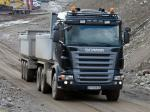 Scania R620 6x4 Tipper 2005 года