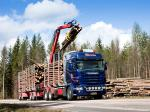 Scania R620 6x6 Highline Timber Truck 2005 года