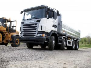 Scania G440 8x4 Tipper 2009 года