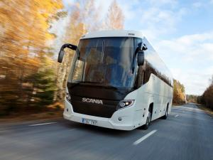 Scania Higer Touring 4x2 2009 года