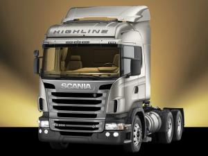 Scania R440 6x4 Highline 2009 года