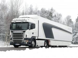Scania R480 4x2 Highline 2009 года