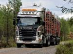 Scania R620 6x4 Highline Timber Truck 2009 года