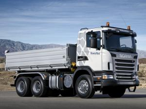 2010 Scania G420 6x4 Tipper