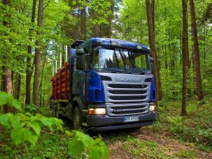 2010 Scania G480 6x4 Timber Truck
