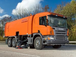 2010 Scania P400 6x2 Road Service