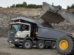 Scania P420 8x4 Tipper 2010 года