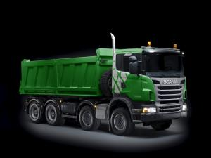 2010 Scania R420 8x4 Ecolution Tipper