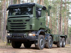2010 Scania R480 8x8 Tractor