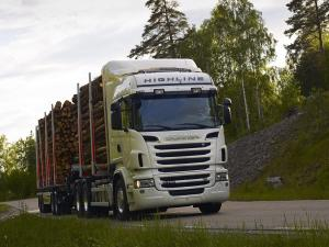2010 Scania R730 6x4 Highline Timber Truck