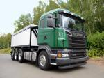 Scania R730 8x4 Tipper 2010 года