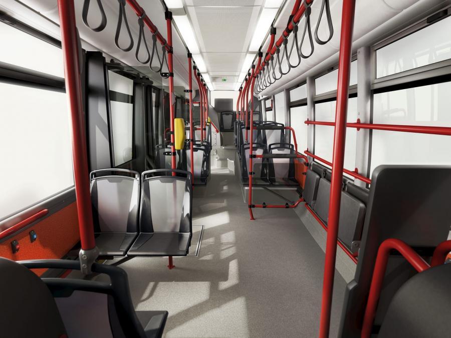 Автобус изнутри картинка реалии