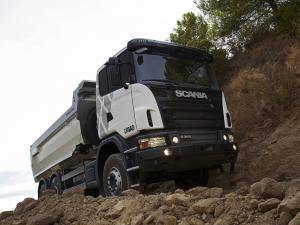 Scania G360 6x4 Tipper Off-Road Package 2011 года