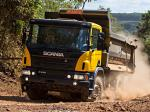 Scania P310 6x4 Tipper 2011 года
