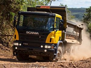2011 Scania P310 6x4 Tipper