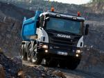 Scania P420 8x4 Tipper Off-Road Package 2011 года