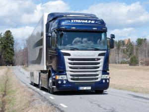 2013 Scania G450 4x2 Streamline Highline Cab