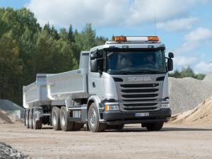 Scania G450 6x4 Tipper Streamline 2013 года