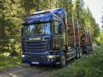 Scania R730 6x4 Streamline Timber Truck 2013 года