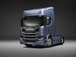 Scania G 370 4x2 Highline 2017 года