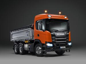 Scania G 500 XT 6x4 Tipper 2017 года