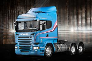 Scania R440 Streamline 6x2 60 Anos