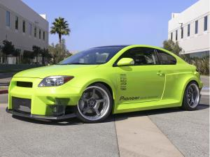 Scion tC Widebody by Five Axis '2004