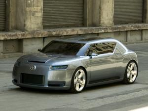 Scion Fuse Sports Coupe Concept 2006 года