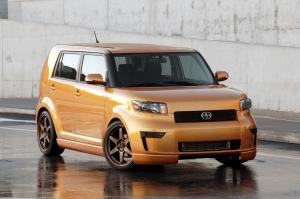 Scion xB 5 Customized by Five Axis 2008 года