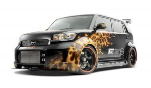 Scion xB by Christian Rado 2008 года