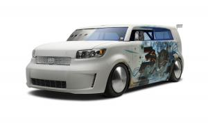 2008 Scion xB by Jeff Soto