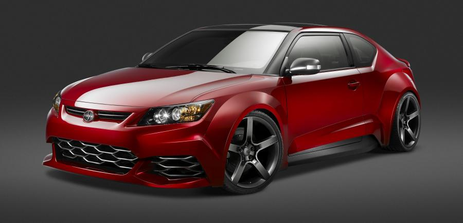 Scion tC by Five Axis '2010