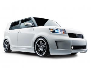 Scion xB by TRD 2010 года