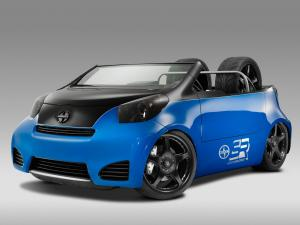 2011 Scion iQ by Cartel
