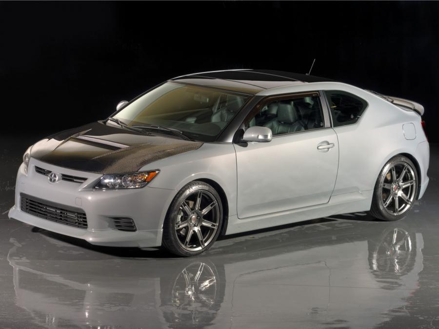 Scion tC by Andrew DaCosta '2011