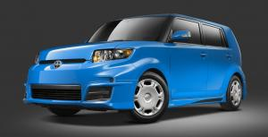 Scion xB Release Series 8.0 2011 года