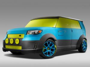 Scion xB by 686 2011 года